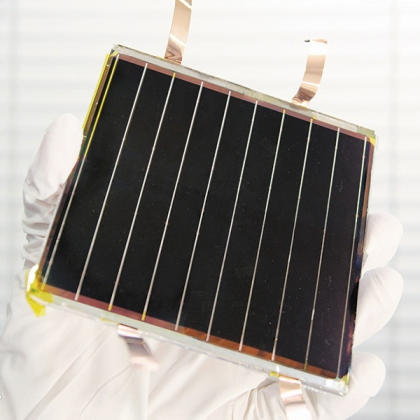 Perovskite solar panel would become the most efficient panel