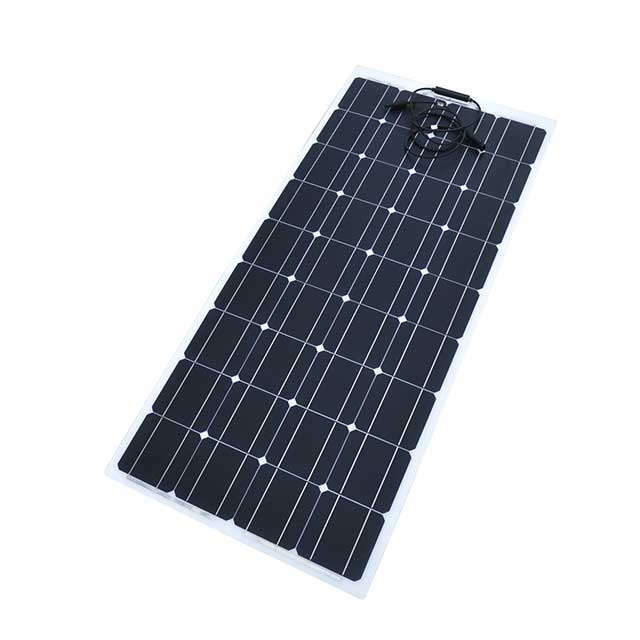 LE-100W18V Solar Lightweight Panel