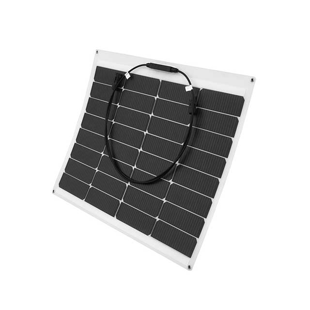 Lucis B 50W ETFT Semi-flexible Solar Panel