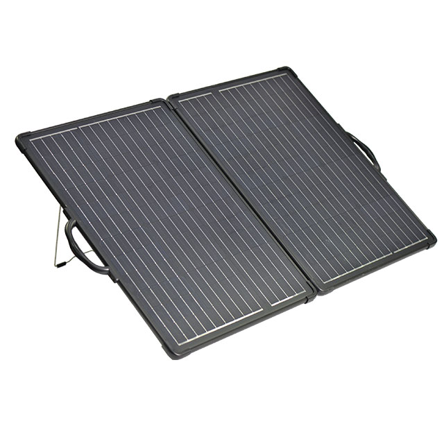 2018 new folding portable Solar charger kits - 120W Sungold panels