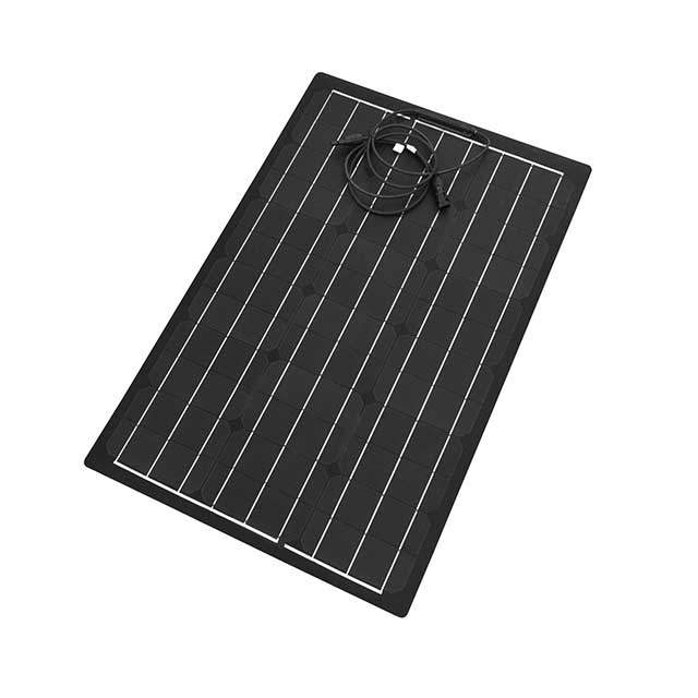 FP-60W18V Semi-flexible Solar Panel
